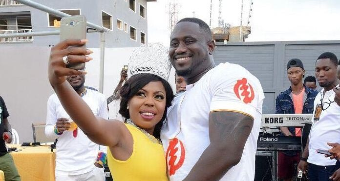 Lawyers for Afia Schwarzenegger And EX-Husband Abandon Them In Court