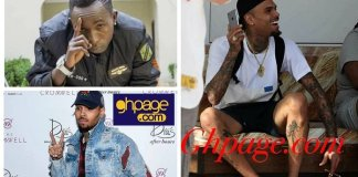 Video: Listen To Chris Browns Remix Of Patapaa's One Corner