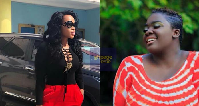 Actress Benedicta Gaffah Talks About Relationship With Tracy Boakye