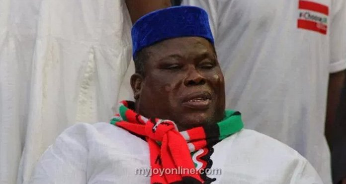 Revealed: What Legendary Musician Told Leaders Of NDC Before His Death