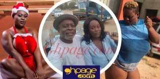 Photos: Allegedly, Kofi Adjorlolo & Son Have Slept With Same Snapchat Slay Queen, Ama Richest