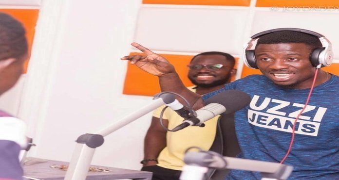 Kweku Manu reveals God is preparing to use him as a Pastor