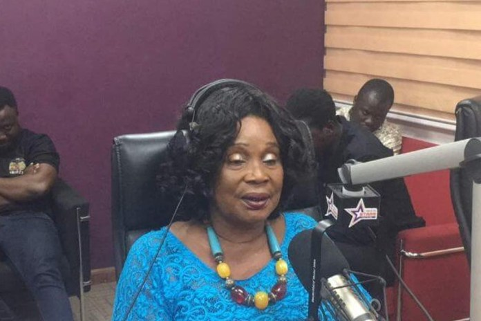 Politicians Steal From The State And Spend Lavishly On Young Ladies - Maame Dokono