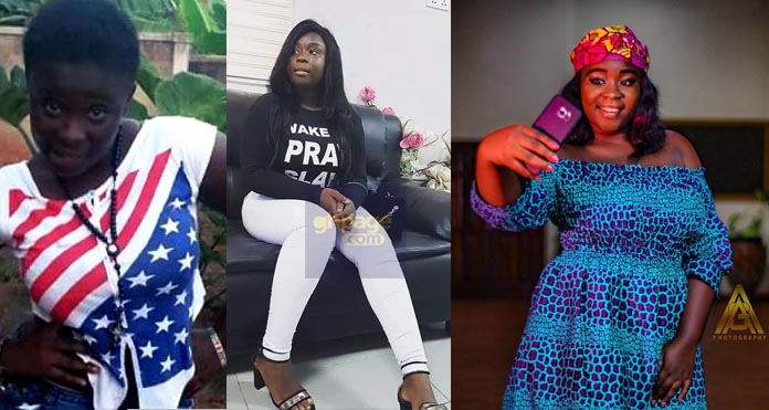 10 Recent Photos Of Maame Serwaa That Prove She Has Grown Into A Complete Woman – She Is So Beautiful