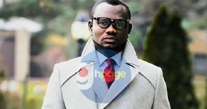 Prince David Osei Someone tried to poison me - Prince David Osei attacks homosexuals; says even Satan is not gay