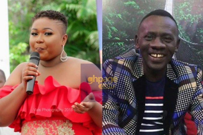 My dream is to kiss and roll my tongue on Akrobeto's nose - Kumawood Actress