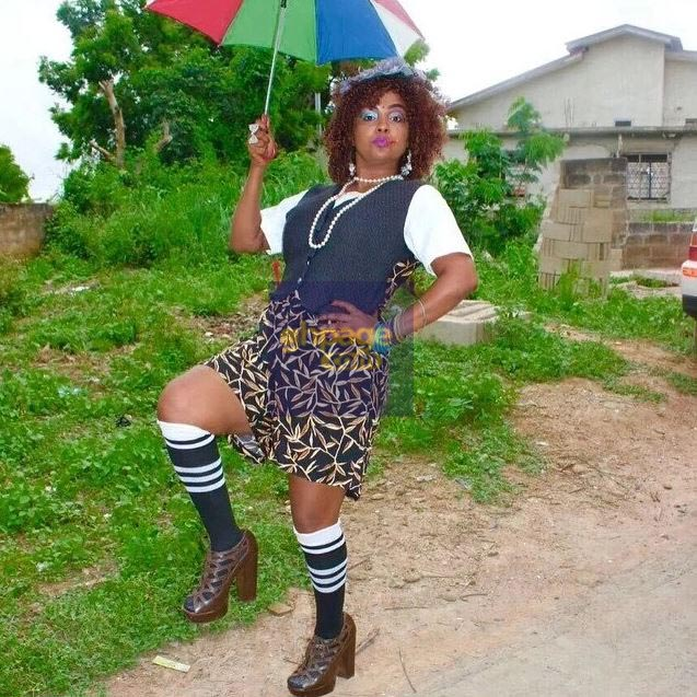 15 Funny Photos Of Nana Ama McBrown That Will You The Other Side Of Her Life You Never Knew