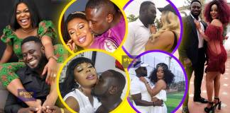 Photos: Meet Kezia, Afia Schwarzenegger's Ex-Husband Abrokwah's New Girlfriend - She Is Pretty & Sexy