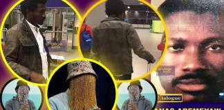 Current Photos Of Anas That Prove That Indeed Anas Has Finally Been Exposed