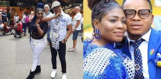 Angel Obinim and Wife Spotted In Barcelona