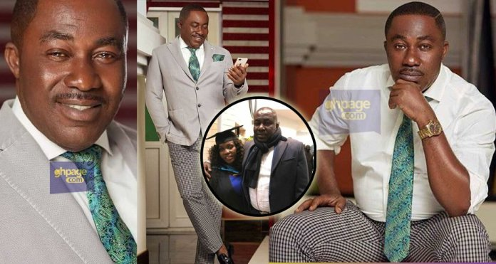 Classic Photos Of Dr. Osei Kwame Despite That Will Give You Some Millionaire Goals