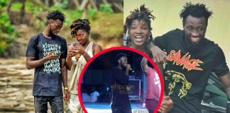 Video: Watch Ebony Reigns' Boyfriend As He Releases And Performs A New Song From Her