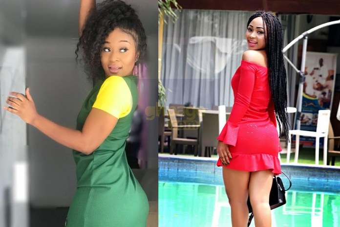 Slay Queen Efia Odo Replies Confused Rosemond Brown Who Threatened To Beat Her