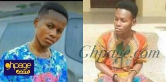 The stabbed OKESS student called on Angels to protect him before he died