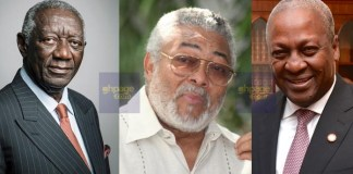 I'll Join Satan In Hell If I See Mahama And Kuffour In Heaven - J.J Rawlings