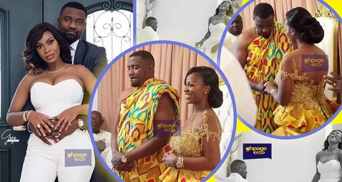 Family Of John Dumelo And Wife Advises Them On Living Their Life On Social Media