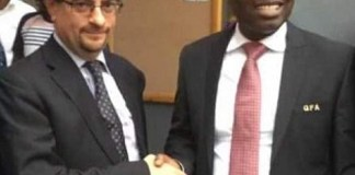 Former UK High Commissioner To Ghana Jon Benjamin Trolls Kwesi Nyantakyi