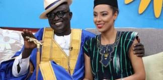 KKD Names His Favourite Best Dressed Ghanaian Female Celebrity