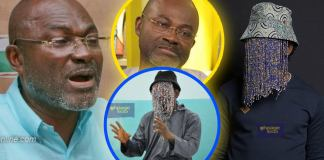 Kennedy Agyapong threatens to expose Anas Aremeyaw Anas