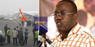 Kwesi Nyantajyi Finally Arrives In Ghana, Reports To CID For Investigations