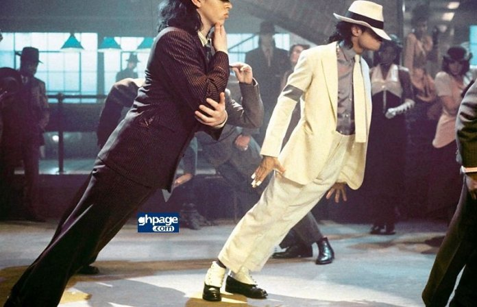 Michael Jackson defied gravity in his 'Smooth Criminal video' dance move