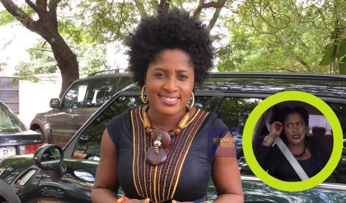 Patience Nyarko - Patience Nyarko descends on Prophet Kofi Oduro for pant demonstration