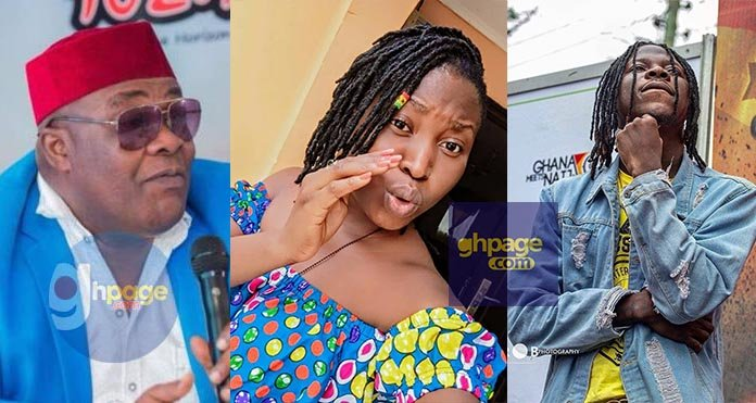 Screenshot: Stonebwoy's Younger Sister 'Slaps' Willi Roi For Calling His Brother An