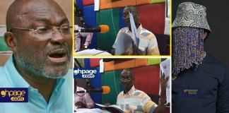 Video: Kweku Baako provides documents to prove that Anas pays his taxes and legitimately owns the land at the trade fair