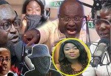 Afia Pokua lambasts Kwesi Nyantakyi and Kennedy Agyapong over Anas Video