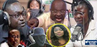 Afia Pokua lambasts Kwesi Nyantakyi and Kennedy Agyapong over Anas Video