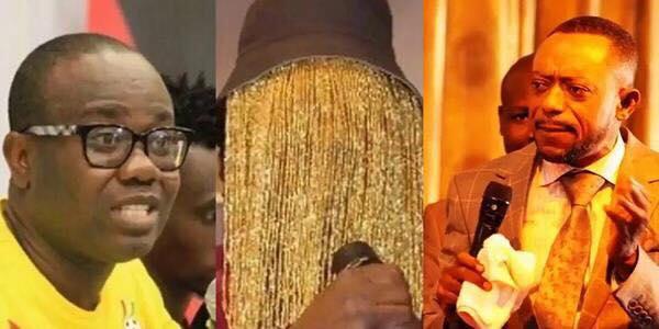 Rev. Owusu Bempah wades into Anas-Ken Agyapong fight; Puts Anas on blast