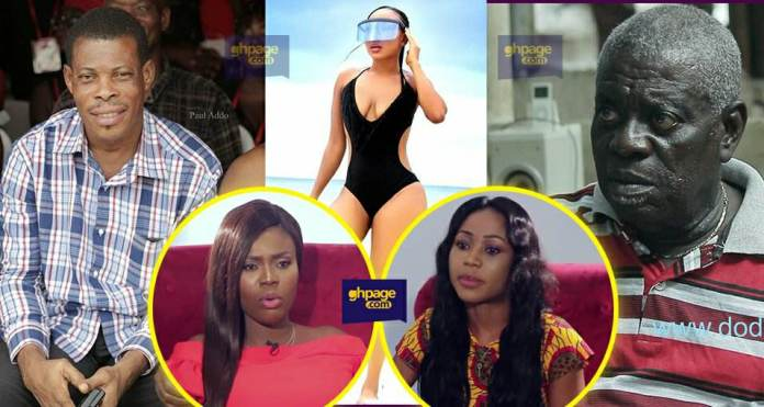 Aside from Fred Amugi and Waakye; I have slept with 24 other men-Rosemond Brown