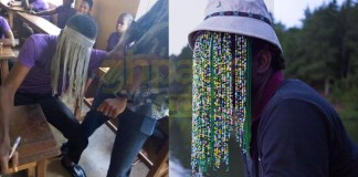 Photos: Student who dressed like Anas Aremeyaw prevented from partaking in a final year exam