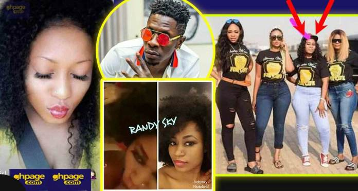 Social Media users expose lady in Shatta Wale's Blowjob Video