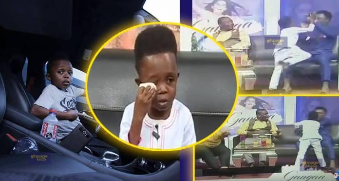 Don Little beats Pastor on live TV for calling him short