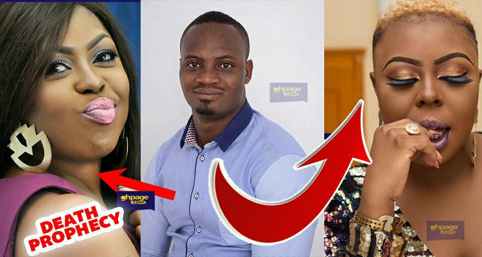 Afia Schwar's charm will fail her, she will Paralyze and die - Prophet