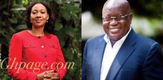 Akufo Addo nominates Mrs. Jean Adukwei Mensa as the new EC