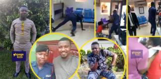 Photos of the police officer who assaulted woman at Midland Savings and Loans