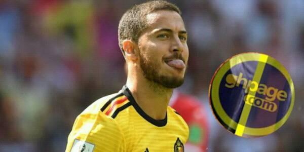 Chelsea Hazard agrees Barcelona move Real Madrid shock
