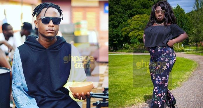 Kelvin boy Sista Afia - I've kissed Sista Afia before but we are not dating – Kelvyn Boy