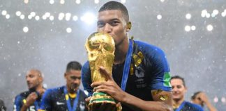 France footballer Kylian Mbappé to donate his entire World cup money to charity