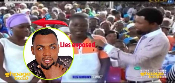 Reverend Obofuor exposed as