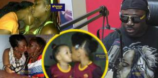 16-year-old Ghanaian young girl narrates to Otwiniko how she was initiated into lesbianism at the age of 4 years