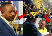 Owusu Bempah predicted France will win the 2018 World Cup in June