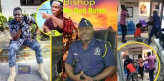 Kumawood actor Bishop condemns attack on woman by policeman