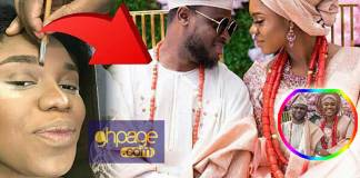 """Indeed, Becca's husband, Tobi has 2 children but he is not married - Becca's close friend confesses"