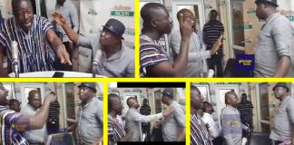 Captain Smart and Pastor Love fight over Obaapa Christy