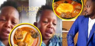 Here is why Don Little asked Ghanaians to beg Funny Face on his behalf