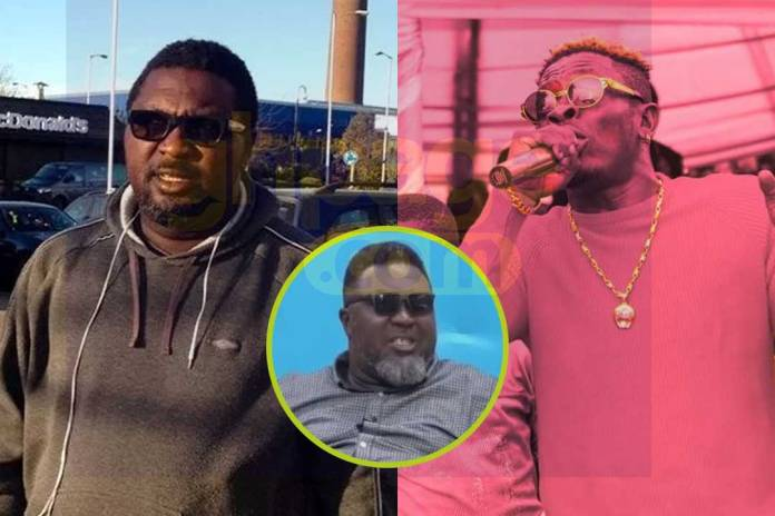 Hammer begs Shatta Wale to make him sell his