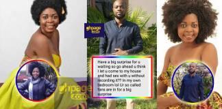 Dzidzor Mensah's HIV positive boyfriend vows to release her Atopa tape